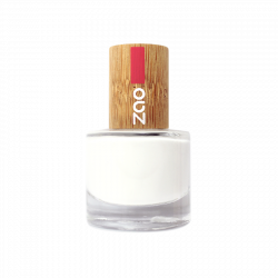 Vernis à Ongles - Zao Make Up -Blanc French
