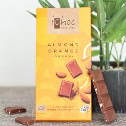 chocolat amande orange ichoc