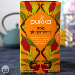 pukka - infusion 3 gingembres