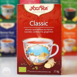yogi tea - infusion classic