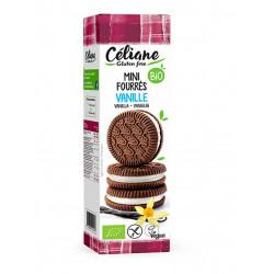mini fourrés vanille Celiane Gluten Free