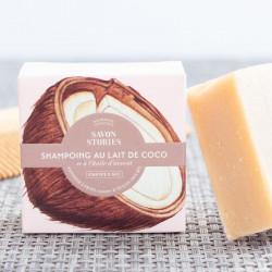 shampoing solide coco savon stories