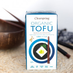 tofu soyeux clearspring