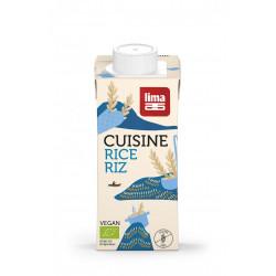 riz cuisine bio