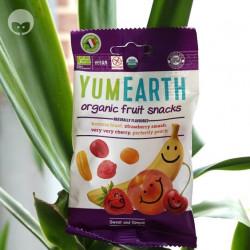 Yumearth  fruits snacks