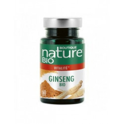 ginseng bio boutique nature