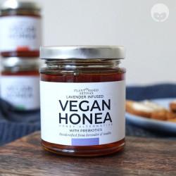 plant-based artisan miel lavande