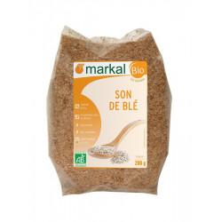 son de blé bio markal