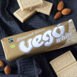vego chocolat white almond bliss - photo