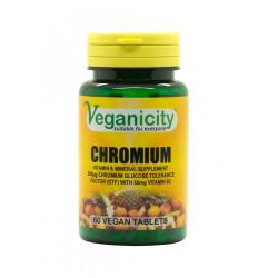 chrome veganicity