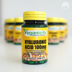 veganicity acide hyaluronique