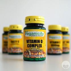 veganicity - vitamin D complex