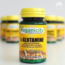 L-glutamine veganicity