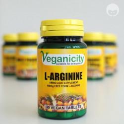 veganicity L arginine