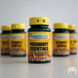 veganicity - pregnancy essential