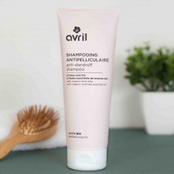shampoing bio antipelliculaire avril cosmetiques