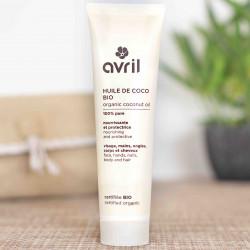 huile de coco bio avril cosmetiques