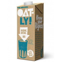 oatly avoine bio