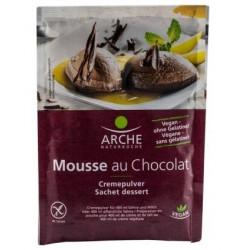 mousse au chocolat arche