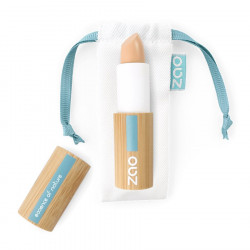 zao makeup - correcteur bio naturel - 494 brun orange