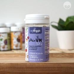 myveggie -vitamines minéraux