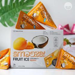 smooze - glace vegan coco mangue