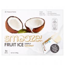 glace vegan simply coconut smooze