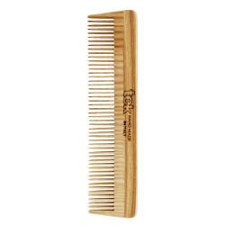 petit peigne bois tek dents serrées