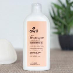 lait demaquillant bio avril cosmetiques