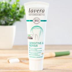 Lavera dentifrice sensitive & repair