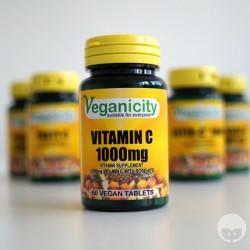 VEGANICITY - vitamin C 1000 mg