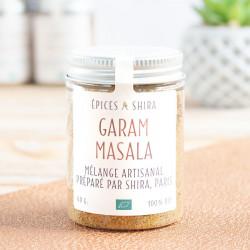 Garam Masala Bio - Épices Shira