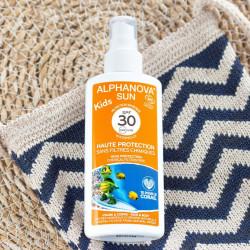 spray alphanova kids spf30