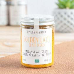 Golden Latte Épices Shira