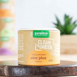 zinc clean & green purasana