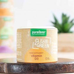 vitamine d3 clean & green purasana