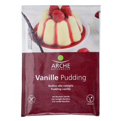 pudding vanille vegan