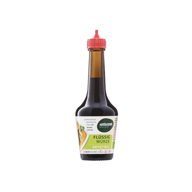 bouillon liquide vegan naturata
