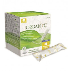 tampon applicateur végétal organyc