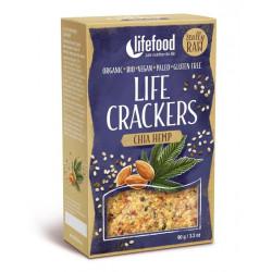 life crackers chia
