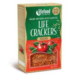 life crackers italien