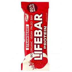 lifebar protein fraise