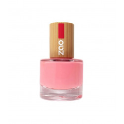 Vernis à Ongles Rose Bonbon 654 zao makeup