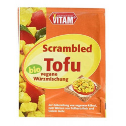 tofu brouillé vitam