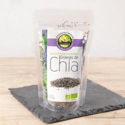 Graines de Chia Bio - ECOIDÉES