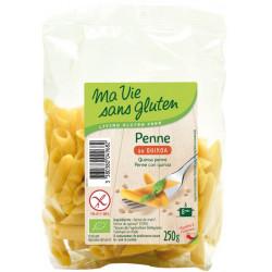 Penne bio et sans gluten au Quinoa - MA VIE SANS GLUTEN