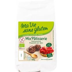 Mix Pâtisserie bio et sans gluten - MA VIE SANS GLUTEN -  500g