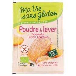 Poudre à Lever Sans Gluten Bio - MA VIE SANS GLUTEN