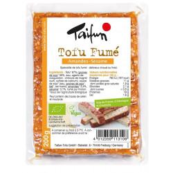 tofu fumé amande sésame taifun 200g