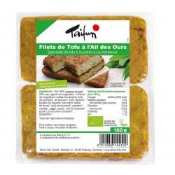 tofu filet ail des ours taifun 160g
